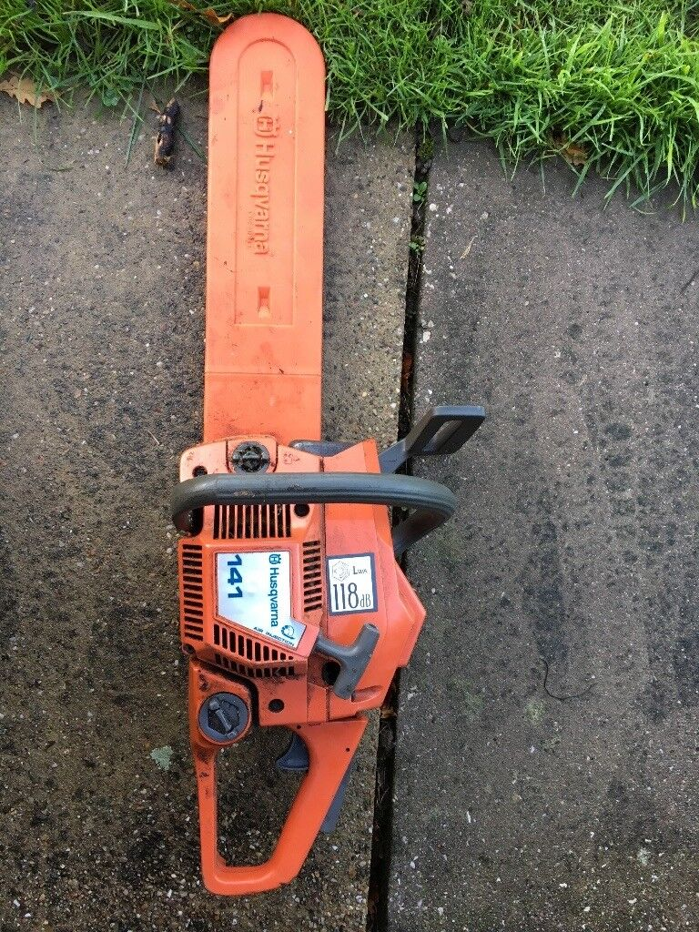 Perfect Husqvarna 141 Chainsaw