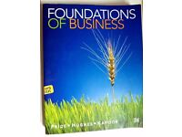 FOUNDATIONS OF BUSINESS BOOK