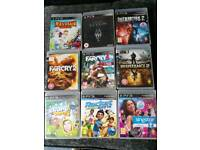PS3 games £2 each
