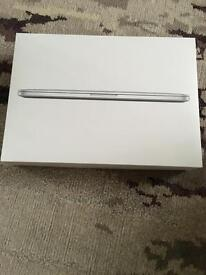 MacBook Pro 13 inch early 2015 Retina display BOX ONLY!
