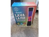 Bluetooth Lava Lamp Speaker - unopened in box