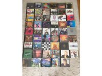CD Collection Various x 53 60s / 70s / 80s / 90s