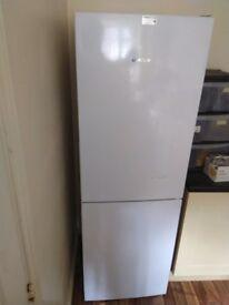 Beko tall boy fridge/Freezer. 1.6m