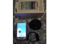 **Samsung Galaxy S3 mini white marble smartphone £60 ono**