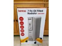 Benross Oil Filled Radiator 1500W