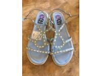 Girls sandals NEW