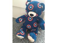 Captain America- build a bear