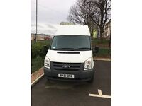 Ford Transit 2.2 2011. clean van with mot and tax until december 2017
