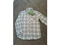 Boys John Lewis shirt-New with tags.