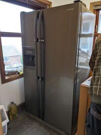Large American style Samsung Fridge Freezer