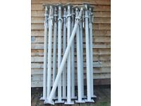 acrow props size 1.75m - 3.1m *COULD DELIVER* SEE AD