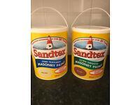 Sandtex masonry paint