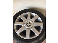 ONO Mint Cond Volkswagen Alloys / Rims
