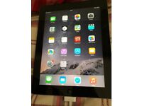 Apple iPad 2 64GB, Wi-Fi + Cellular Immaculate Condition - Black + Silver
