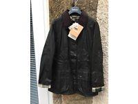 Ladies Barbour beadnell jacket, unworn, size 10