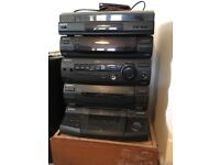 Sony LBT XB6 excellent condition with manual