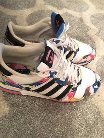 Adidas zx series size 9UK