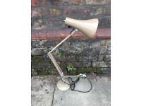 Anglepoise lamp light