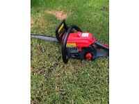 chainsaw very good working order