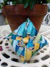 Beautiful Handmade in Bramhall Pincushion