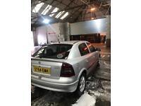 Vauxhall astra 1.7 diesel mot oct 2018