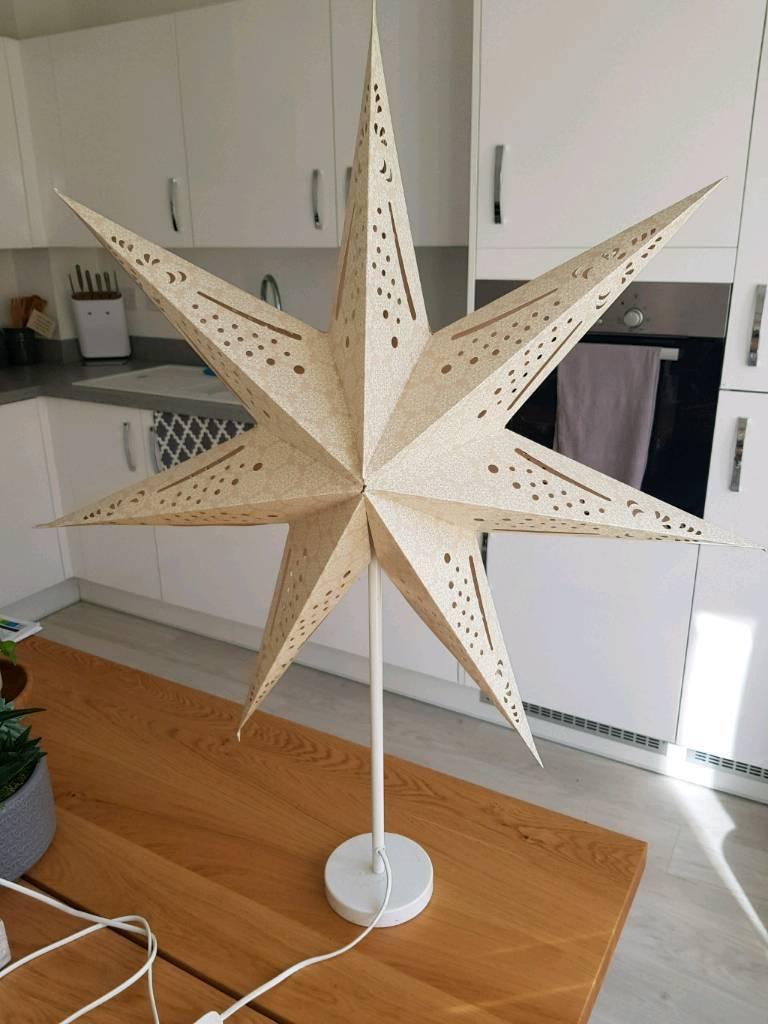 Ikea Star Lamp