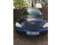 Chrysler pt cruiser no longer need