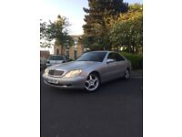 Mercedes S320 3.2 V6 220bhp Automatic Luxury S Class £999 or swap✅