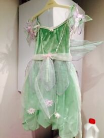 Pristine condition Tinkerbell fancy dress