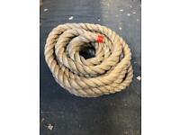 40mm natural jute 15mtrs