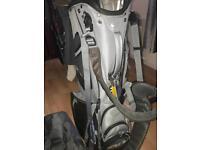 Nike air hybrid stand bag (golf bag)