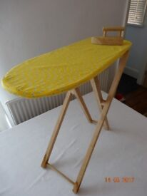 Wooden Play Ironing Board & Wooden Iron (IKEA)