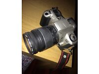 Canon EOS300 with 28-80mm lens