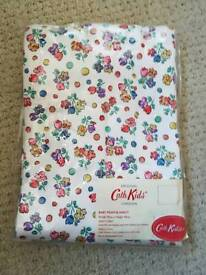 Brand new 'Cath Kidston' pram blanket