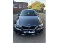 BMW 320D, E90, 2006, LONG MOT, PART SERVICE HISTORY, DRIVES WELL!!!