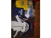 boys clothes bundle aged 7 years