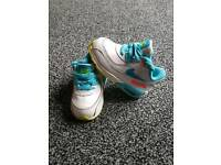 Nike Air Max 5.5 infant girls trainers