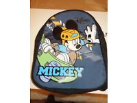 A Genuine Disney Sport Mickey Mouse Kids Back Pack
