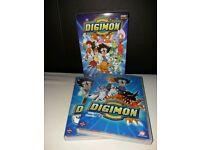 Digimon Season 1 DVD (Region 2 - UK release)