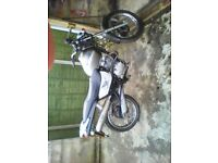 cl 125 2002 reluctant sale ,good reliable condition 12 mths mot new seat /battery/service ..