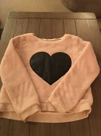Girls H&M Tops Age 8