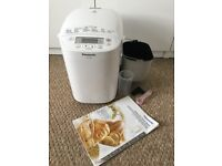 Panasonic Bread Maker SD-2500 White