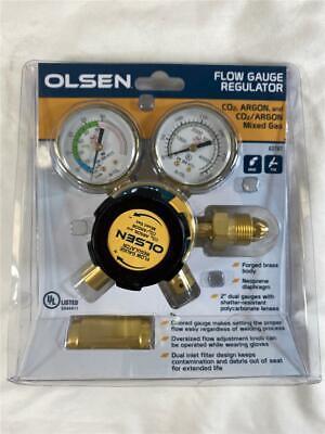 Olsen Flow Gauge Regulator Co2 And Argon Mixed Gas 63787