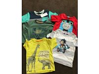 (£1.50 per item) Bundle of boys clothes age 2-3 yrs