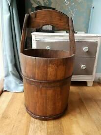 Old Rice/Well Bucket