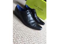 Ted Baker Black Shoes