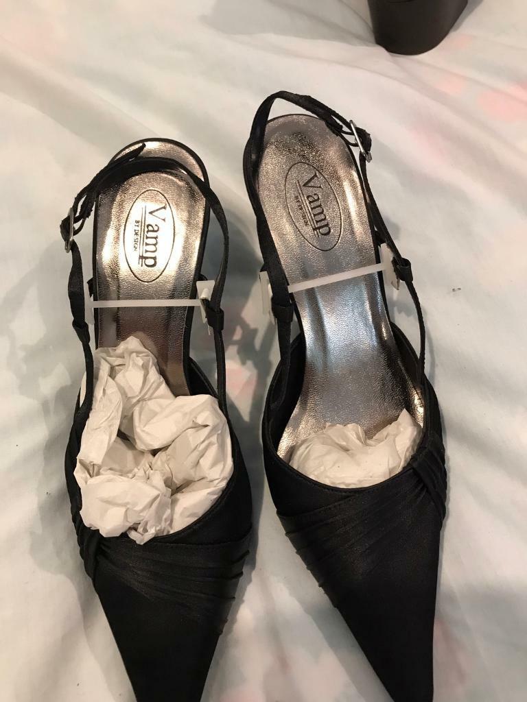db6eafbbb02a Black evening shoes