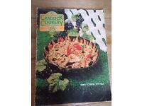 Retro cookery books