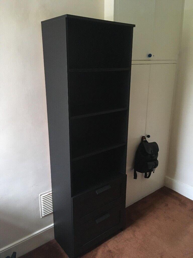Ikea Brimnes Bookcase Black Originally 65 Now 40 In Southampton Hampshire Gumtree