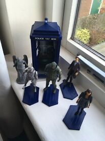 Dr who play set